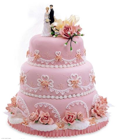 怎么挑选婚礼蛋糕